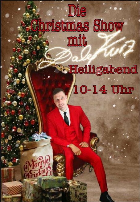 Die '' Christmas Show 2020'' bei RMNradio